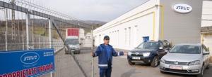 Neue Fertigungshalle in Rumänien