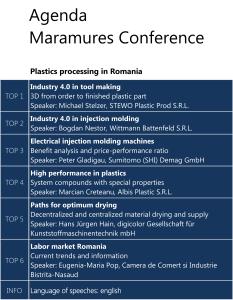 AgendaMaramures-Conference